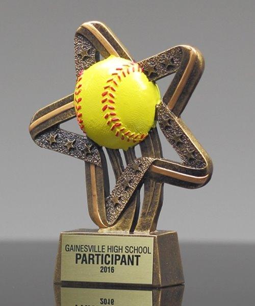 Picture of Mega Star Softball Resin