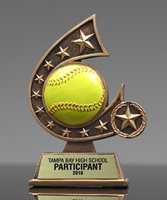 Picture of Softball Comet Award