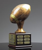 Picture of Football Hall of Fame Trophy