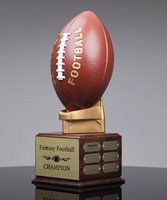 Picture of Fantasy Football Hall of Fame Trophy