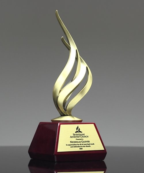 Picture of Metal Flame Award
