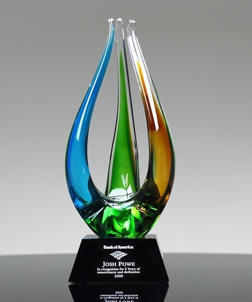 Picture of Cachet Flame Award