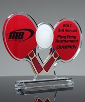 Picture of Custom Ping Pong Award