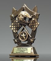 Picture of Star Shield Racing Trophy