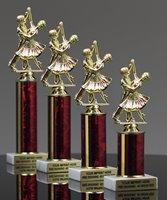 Picture of Ballroom Dancing Trophy