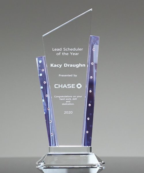 Picture of Crystal Tesoro Award