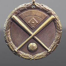 Picture for category Softball Medals