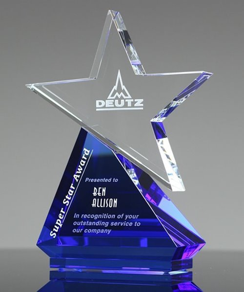 Picture of Azure Star Crystal