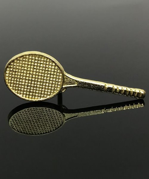 Picture of Tennis Racket Award Pin