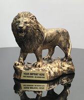 Picture of Courageous Lion Award