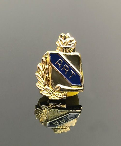 Picture of Art Lapel Pin