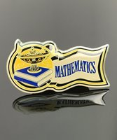 Picture of Mathematics Pin