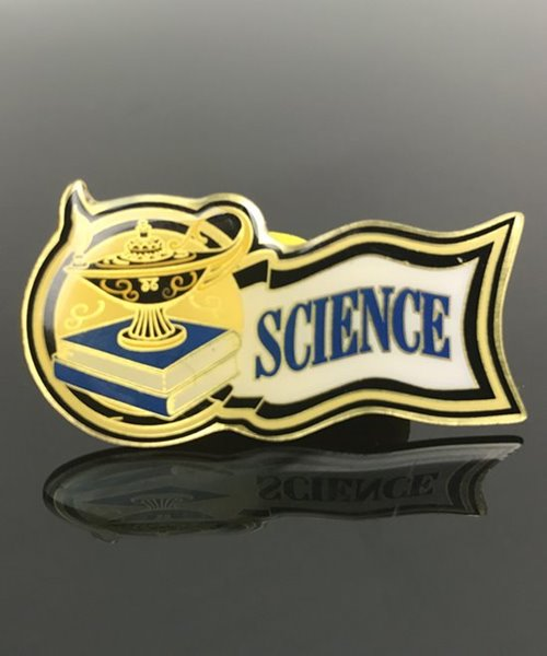 Picture of Science Award Pin