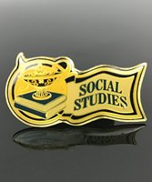 Picture of Social Studies Pin