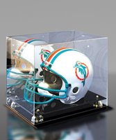 Picture of Deluxe Football Helmet Acrylic Display Case