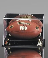 Picture of Deluxe Football Acrylic Display Case
