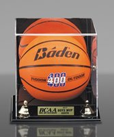Picture of Deluxe Basketball Acrylic Display Case