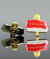 Picture of Reading Recognition Pin