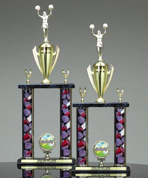 Picture of Cheerleader MVP Trophy