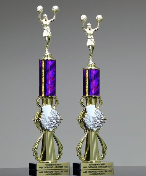 Picture of Cheerleading Sport Riser Trophy