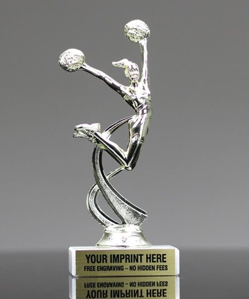 Picture of Sport Motion Cheerleading Trophy