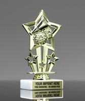 Picture of Sports Star Cheer Trophy