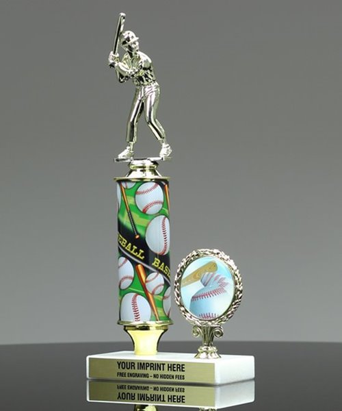 Picture of Baseball Sport Column Trophy