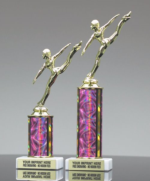 Picture of Pretty-in-Pink Dance Trophy