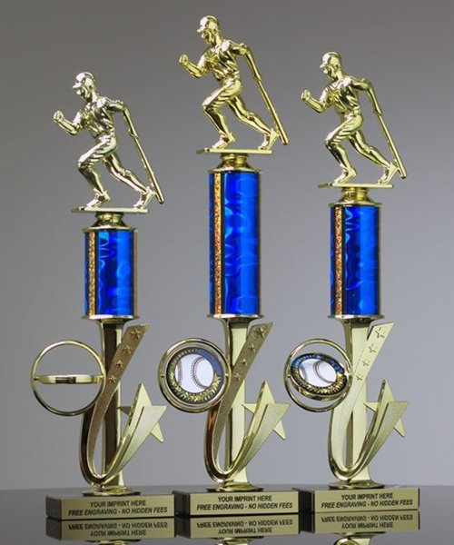 Picture of Shooting Star Baseball Trophy