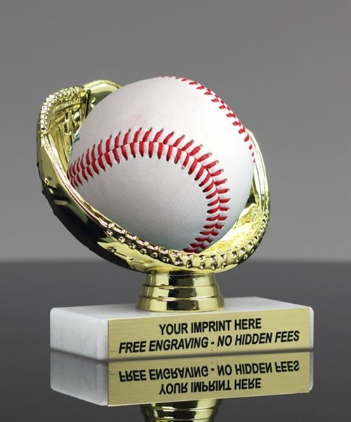 Picture of Ball Glove Trophy