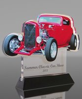 Picture of Custom Image Acrylic Award