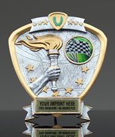 Picture of Racing Torch Shield