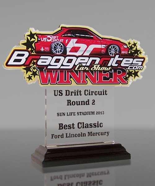 Picture of Custom Car Show Award
