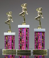 Picture of Pretty-in-Pink Tap Dance Trophy