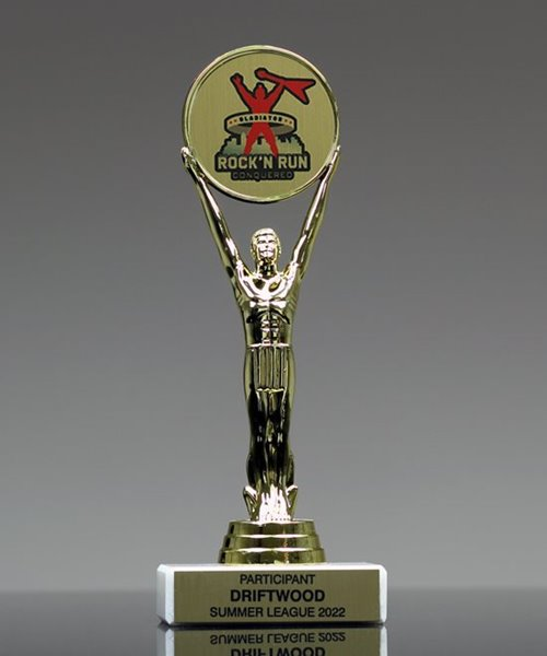 Picture of Male Victory Insert-Holder Trophy