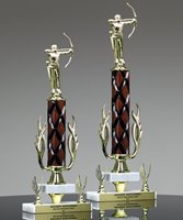 Picture of Traditional Wood Column Trophy