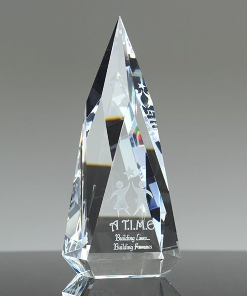 Picture of Crystal Zenith Award