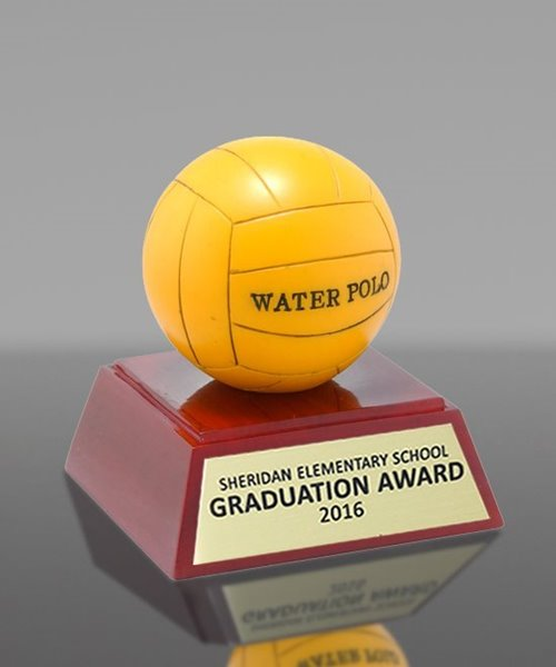 Picture of Water Polo Resin Trophy