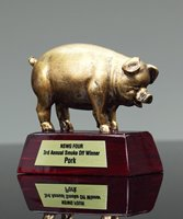 Picture of BBQ Hog Trophy