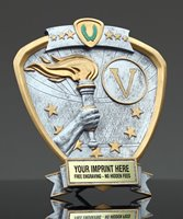 Picture of Victory Torch Shield