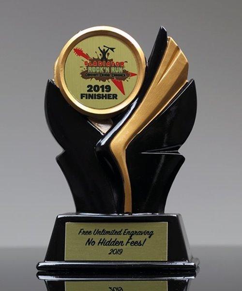Picture of Custom Insert Valkyrie Award