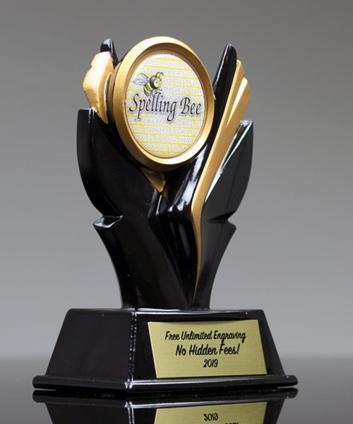 Picture of Valkyrie Spelling Bee Award