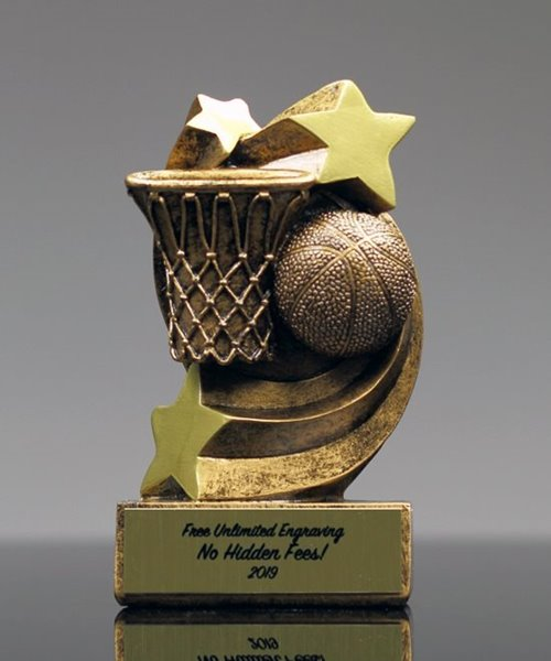 Picture of Star Swirl Basketball