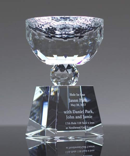Picture of Triumph Cup Crystal