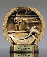 Picture of Billiards Bronzestone