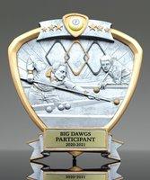 Picture of Billiards Shield Award