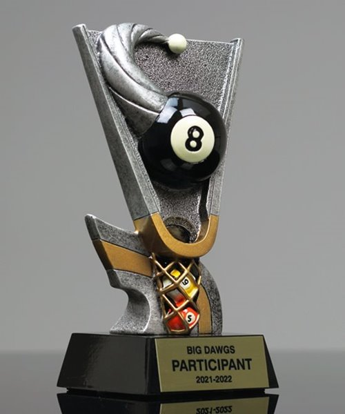 Picture of Motion Extreme Billiards Trophy