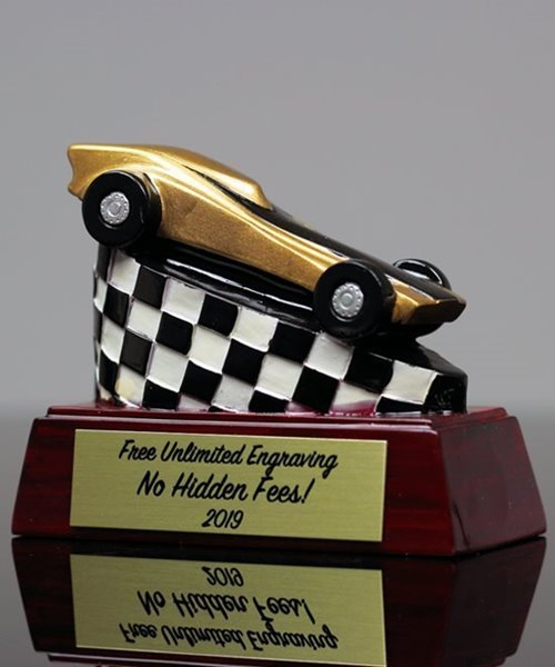 Picture of Pinewood Derby Resin