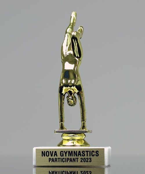 Picture of Gymnast Female Trophy