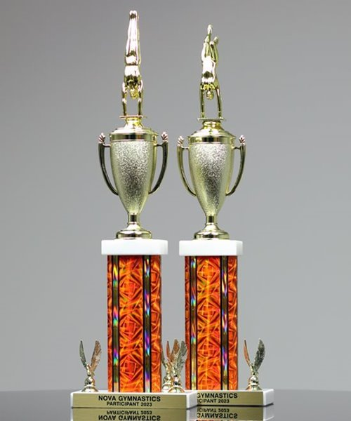 Picture of Victory Cup Gymnast Trophy